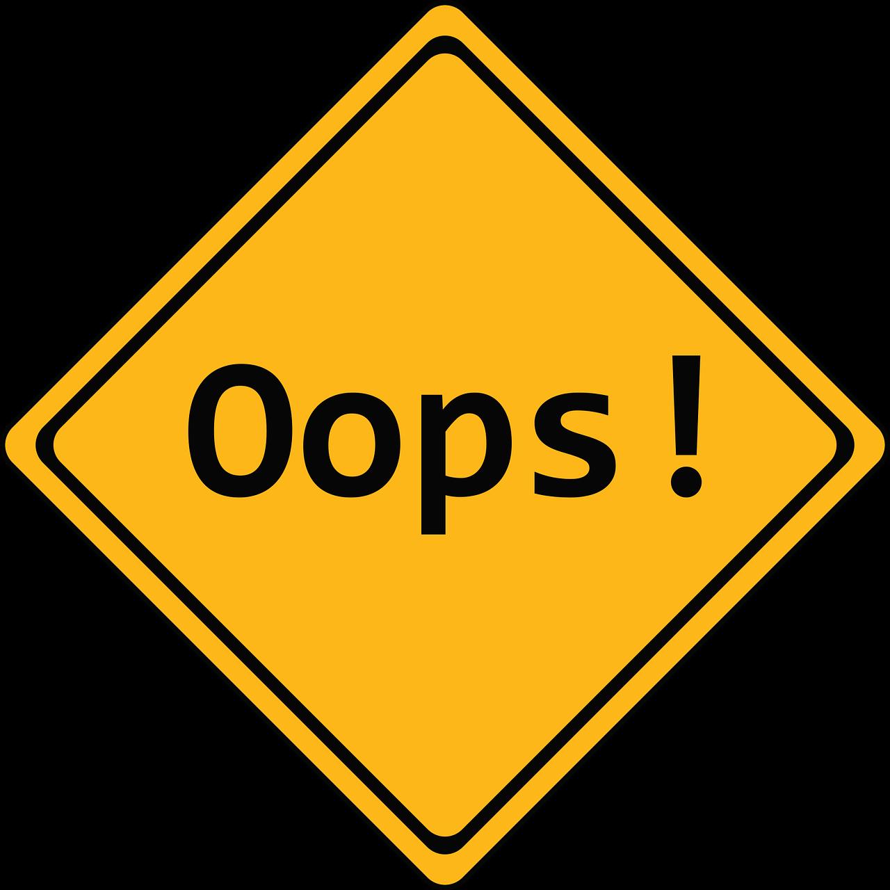 ошибки введения дипломной